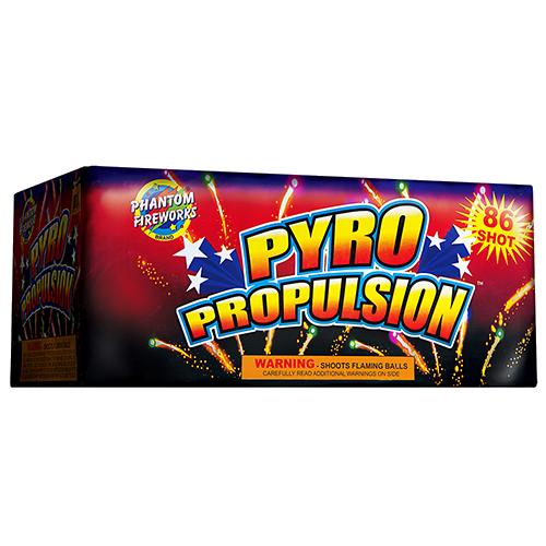 Pyro Propulsion