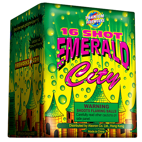 Emerald City 16-Shot