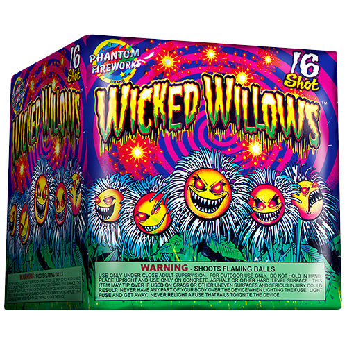 Wicked Willows, 16-Shot