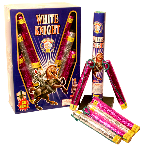 White Knight, 6 Br. Shell