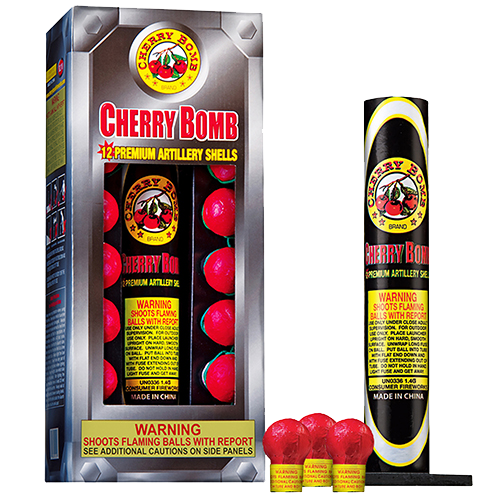Cherry Bomb Mortar Kit