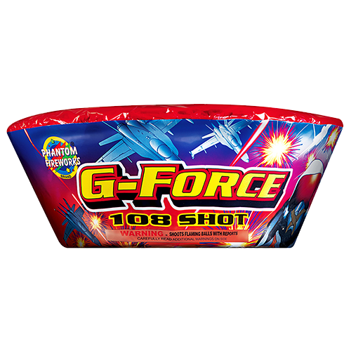 G-Force, 108-Shot