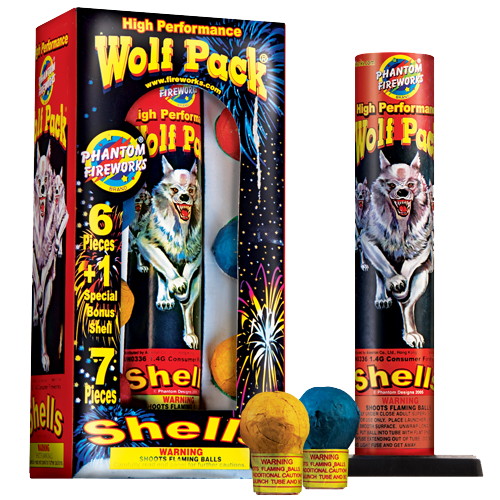 Wolfpack High Performance Shell