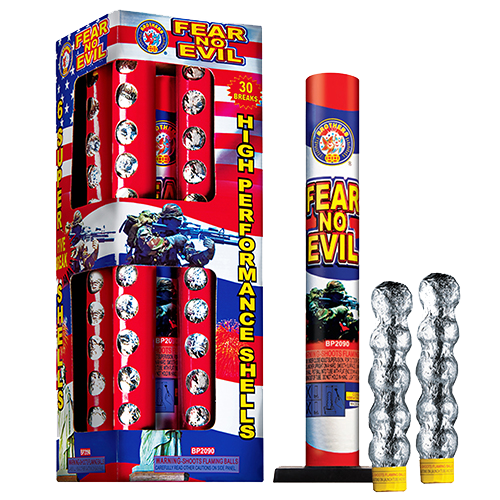 Fear No Evil 30 Break Kit