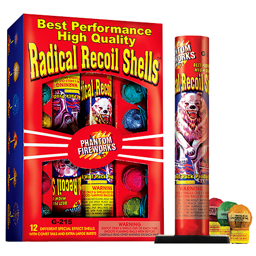 Radical Recoil Shells