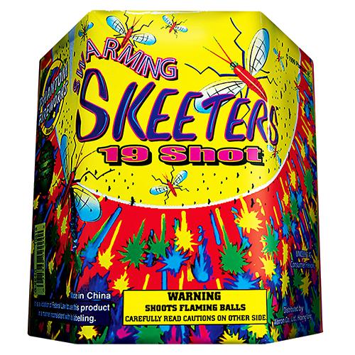 Swarming Skeeters