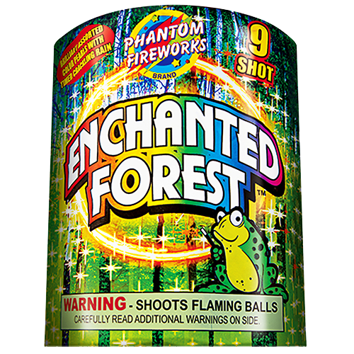 Enchanted Forest ($29.99 value)