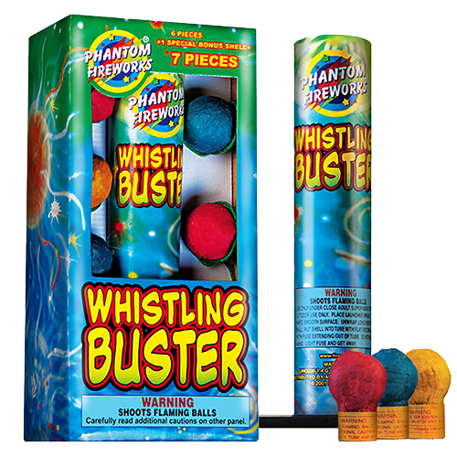 Whistling Buster