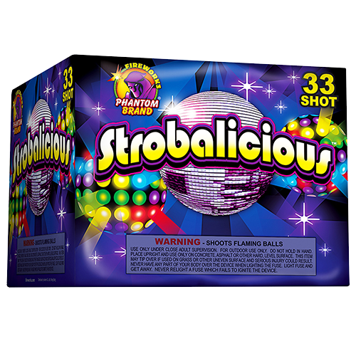 Strobalicious ($119.99 value)
