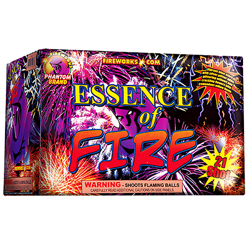 Essence of Fire