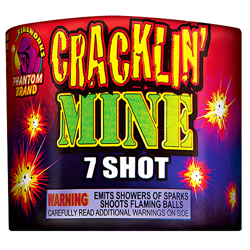 Crackling Mine 7-SHOT