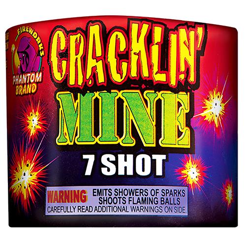 Crackling Mine 7-SHOT