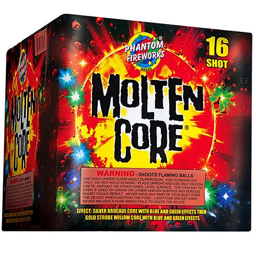 Molten Core, 16-Shot