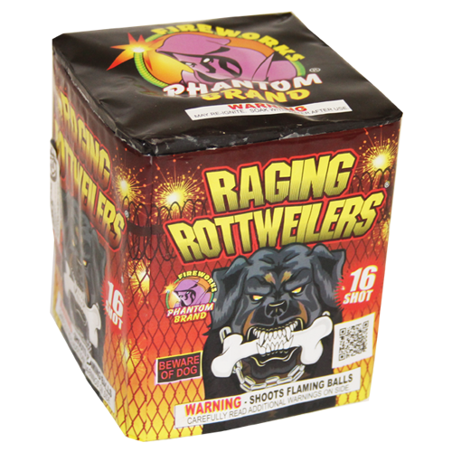 RAGING ROTTWEILERS ($17.99 VALUE)