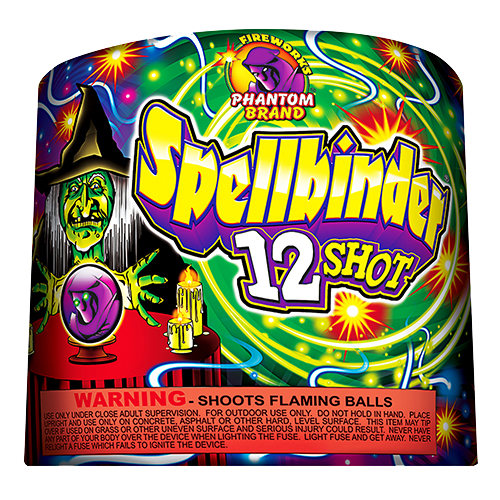 Spellbinder, 12-Shot
