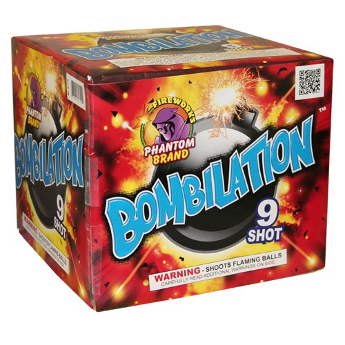 Bombilation 9 Shot