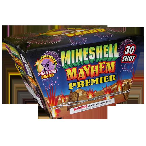 Mineshell Mayhem Premier 2-1