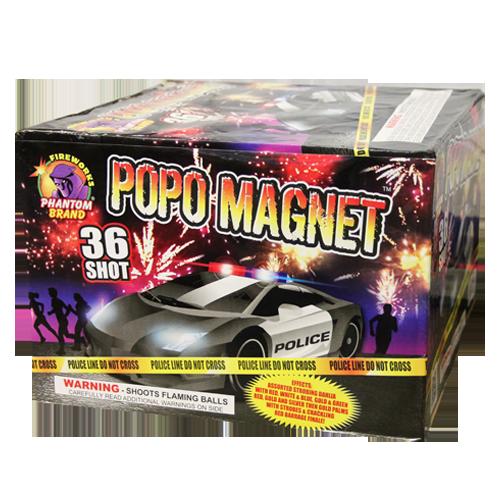 Popo Magnet 36 Shot 6-1