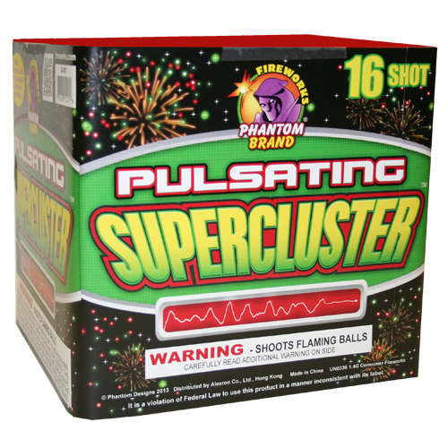 Pulsating Supercluster