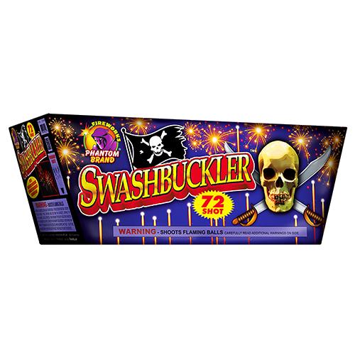 Swashbuckler 72-Shot