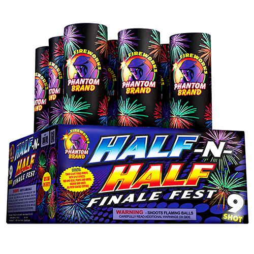 Half-n-Half Finale Fest