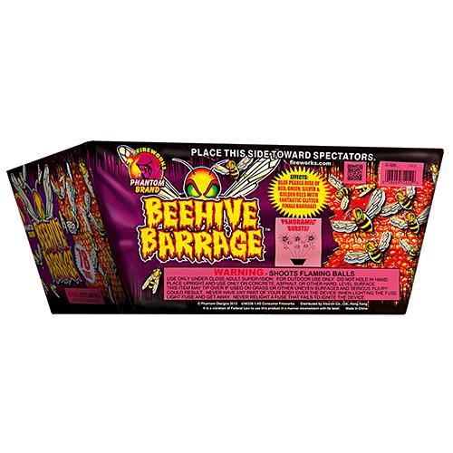 Beehive Barrage 78-Shot