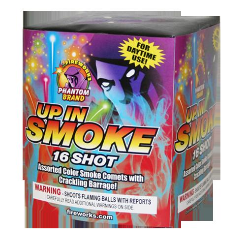 Up in Smoke, 16 Shot