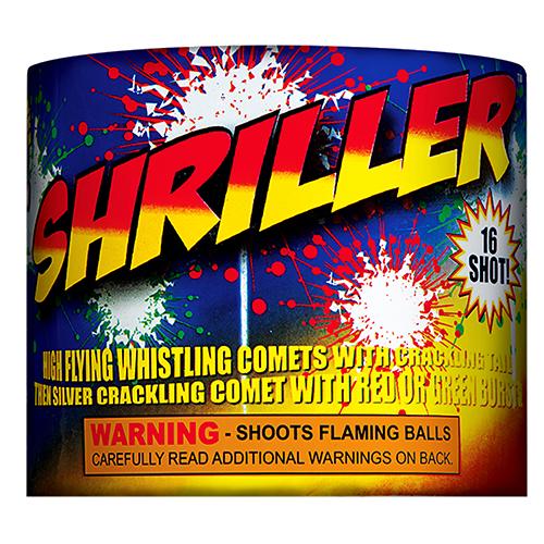 Shriller