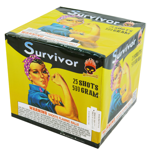 Survivor ($99.99 value)