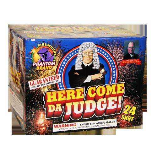 Here Come Da Judge !