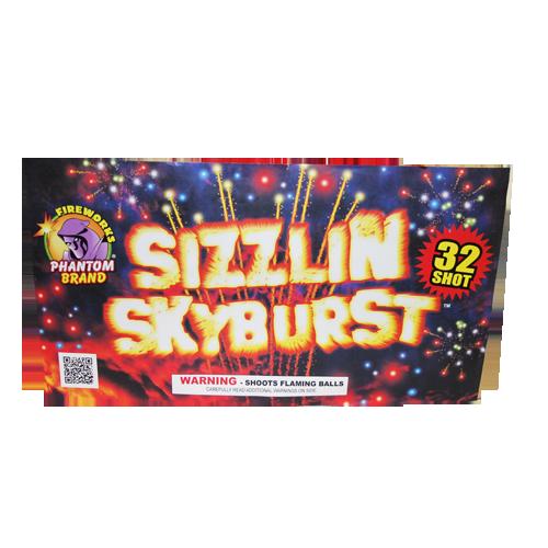 Sizzlin Skyburst