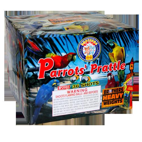 Parrot's Prattle