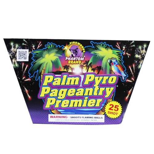 Palm Pyro Pageantry Premier