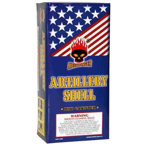 Megabanger Artillery Shells ($29.99 value)