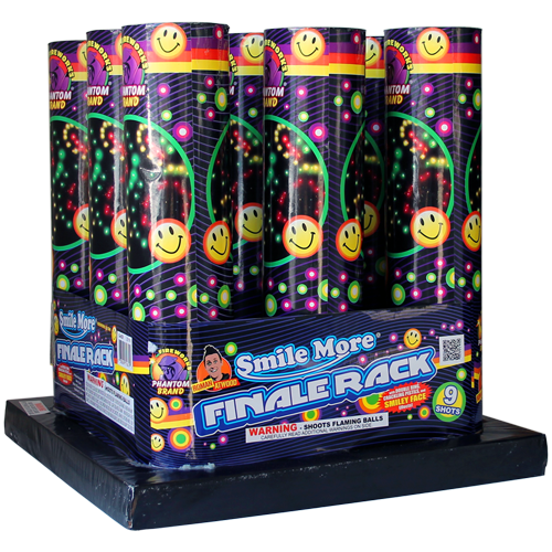Smile More Finale Rack