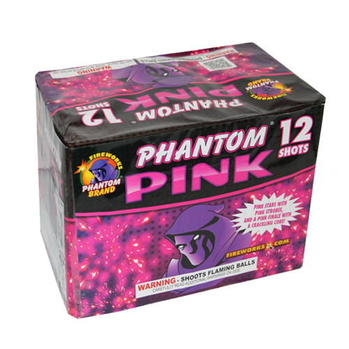 Phantom Pink (All Pink Gender Reveal Fireworks)