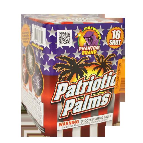 Patriotic Palms