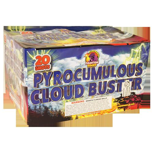 Pyrocumulous Cloudbuster