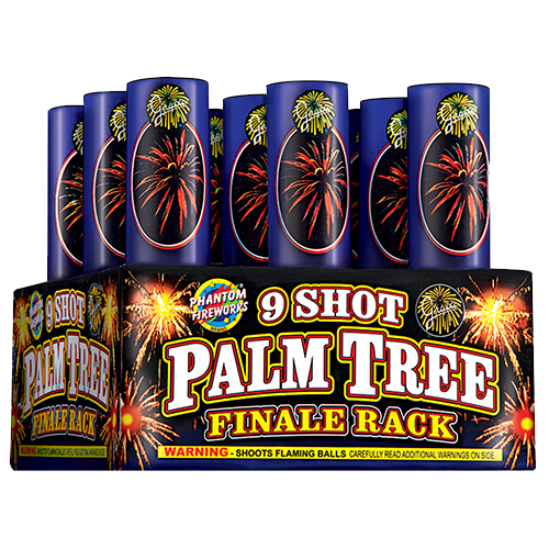 9-Shot Palm Tree Finale