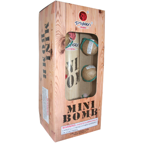 Mini-bomb Artillery Shells ($29.99 Value)