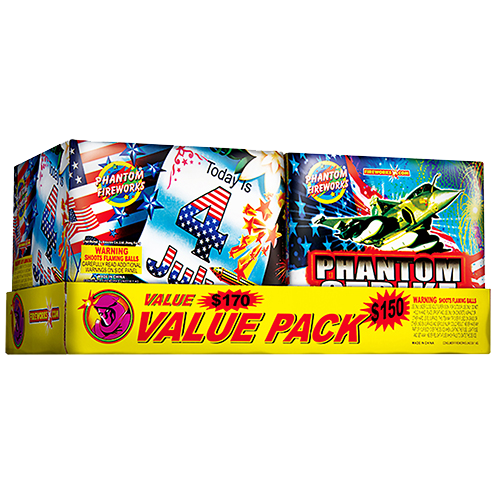 2 PC 500 Gram Value Pack ($149.99 Value)