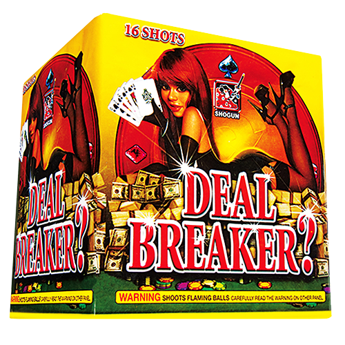Deal Breaker ($49.99 value)