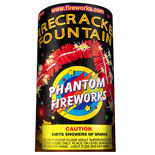 Firecracker Fountain