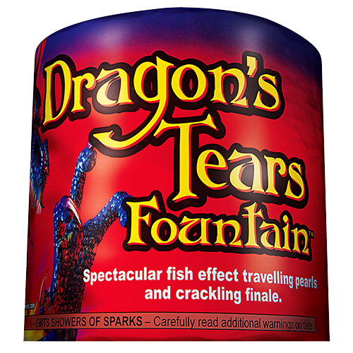 Dragon Tears Fountain