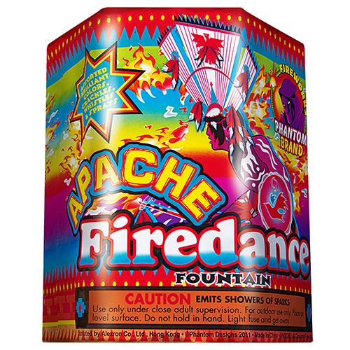 Apache Firedance
