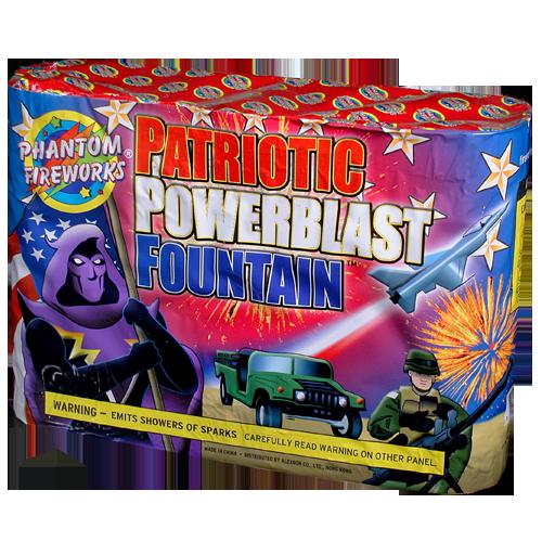 Patriotic Powerblast