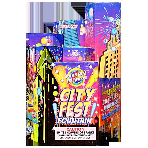 Cityfest Fountain