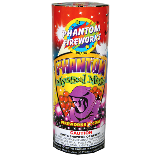 Phantom Mystical Magic Fountain