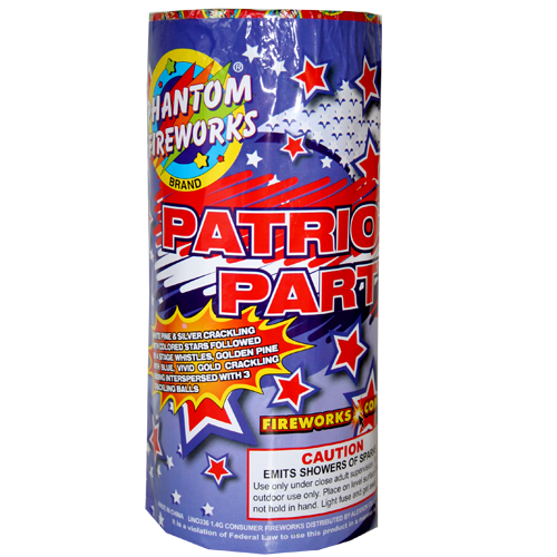 Patriotic Powerblast