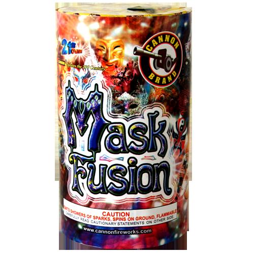 Mask Fusion